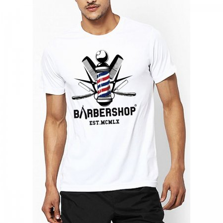Barber Shop T-Shirts