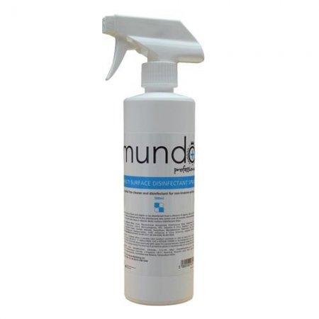 Απολυμαντικό spray MUNDO 500ml