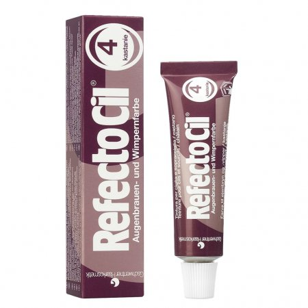RefectoCil βαφή φρυδιών και βλεφάρων  Chestnut 4