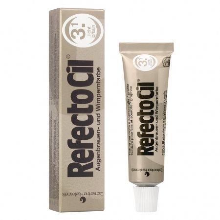 RefectoCil βαφή φρυδιών και βλεφάρων  Light Brown 3.1