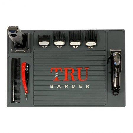 Barber Mat TruBarber Grey