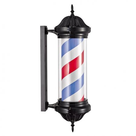Barber Pole Black