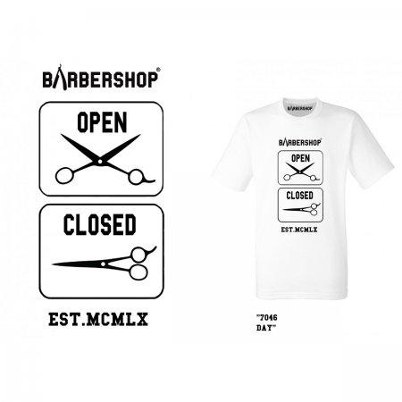 Barbershop T-shirt Day