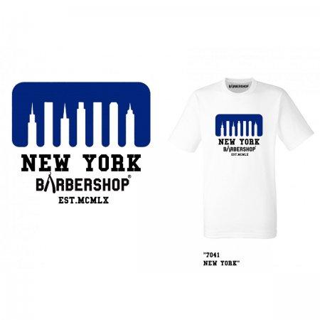 Barbershop T-shirt New York