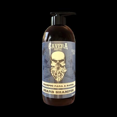 Cavera Beetle Beard Shampoo 200ml