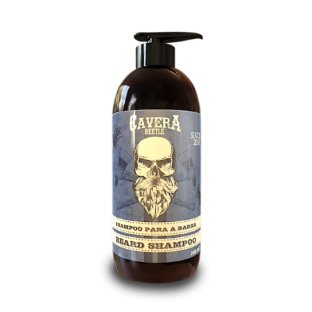 Cavera Beetle Beard Shampoo 200ml