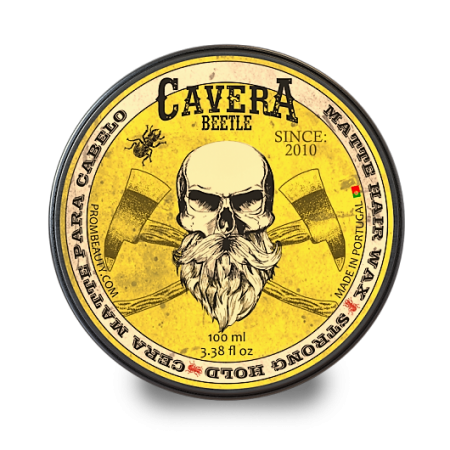 Cavera Beetle Hair Matte Wax 100ml
