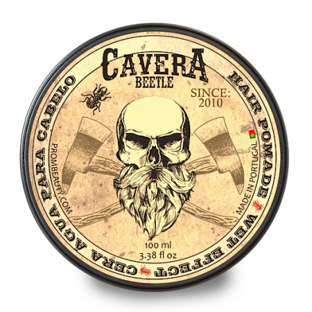 Cavera Beetle Hair Pomade 100ml