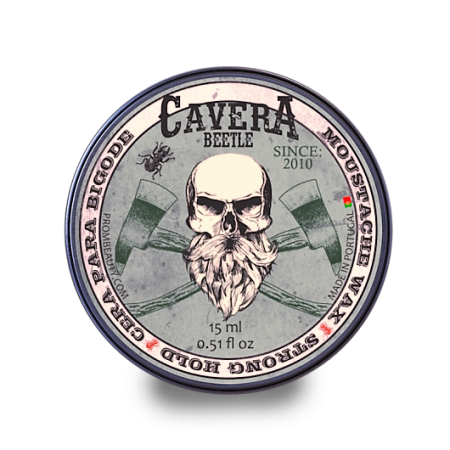 Cavera Beetle Moustache Wax 15ml