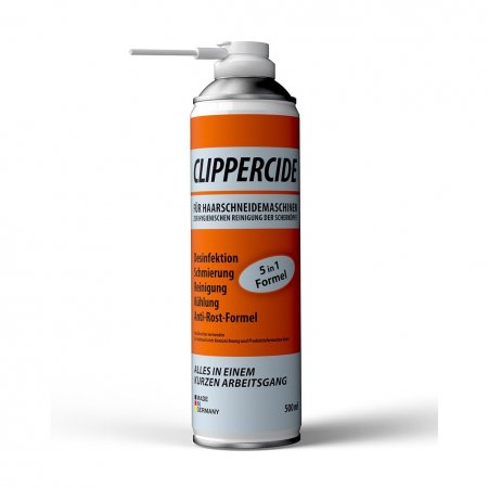 Clippercide spray 500ml