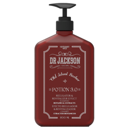 Dr Jackson Revitalizer Effect Shampoo 800ml