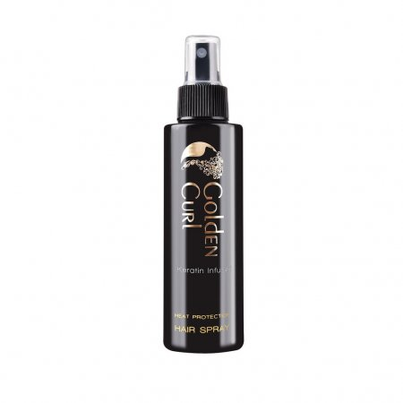 Heat protection hair spray Golden Curl 150ml
