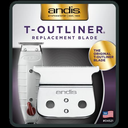 Κοπτικό κουρευτικής μηχανής Andis T-Outliner