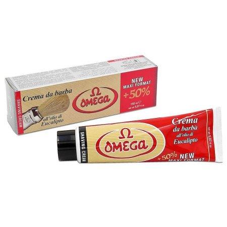 Κρέμα ξυρίσματος Omega 150ml