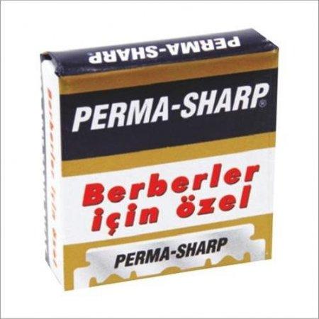 Ξυραφάκια μισά Perma Sharp 100τεμ.