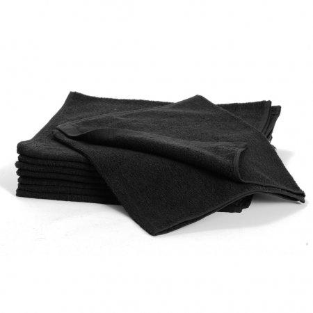 Πετσέτες για κομπρέσες Black 82x34cm