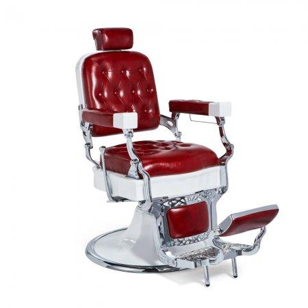 Πολυθρόνα κουρείου Antique Red