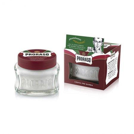 Pre Shave Cream Proraso Red 100ml