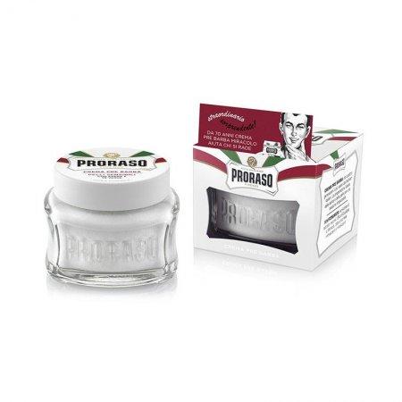 Pre Shave Cream Proraso White 100ml