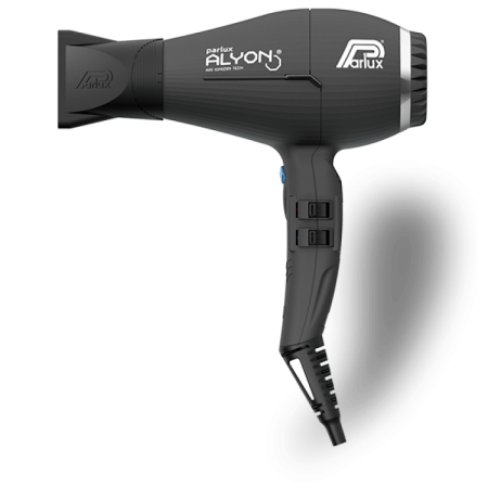 Parlux Alyon Black hair dryer