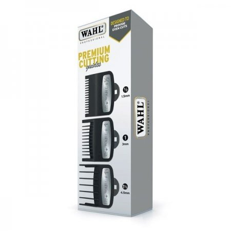 WAHL Premium set comb attachment 3pcs