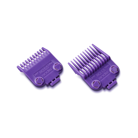 Andis set comb attachment dual magnetic 2pcs