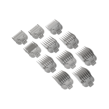 Andis set comb attachment 11pcs