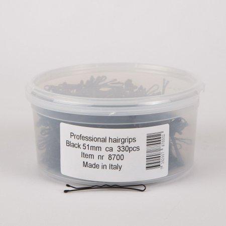 Τσιμπιδάκι Ιταλίας 330τεμ. μαύρο
